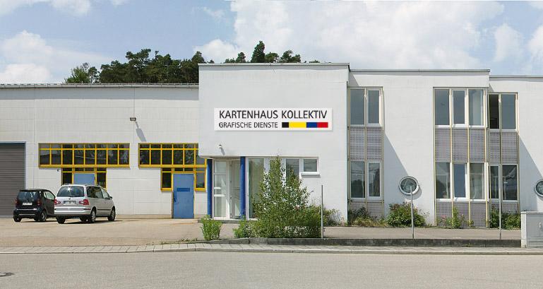 Kartenhaus Kollektiv Druckerei